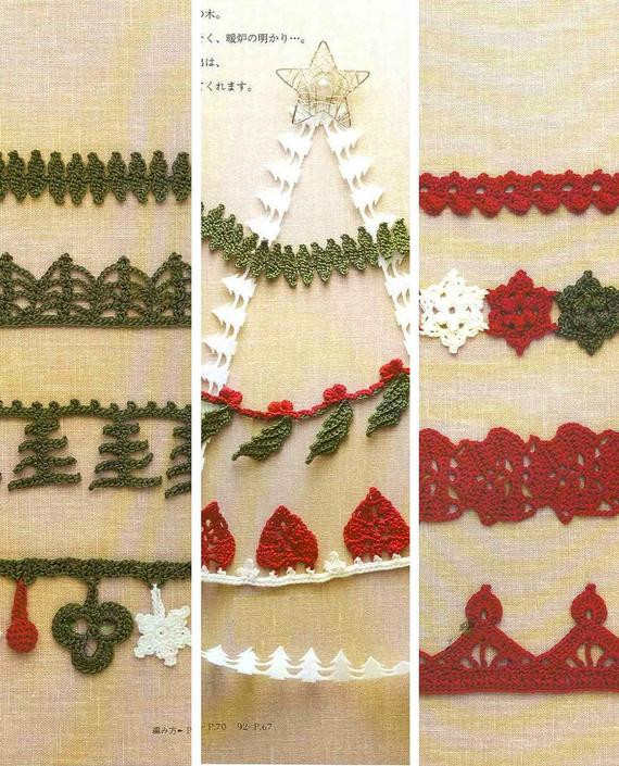 100 Crochet Motif Patterns Japanese Crochet PDF Book