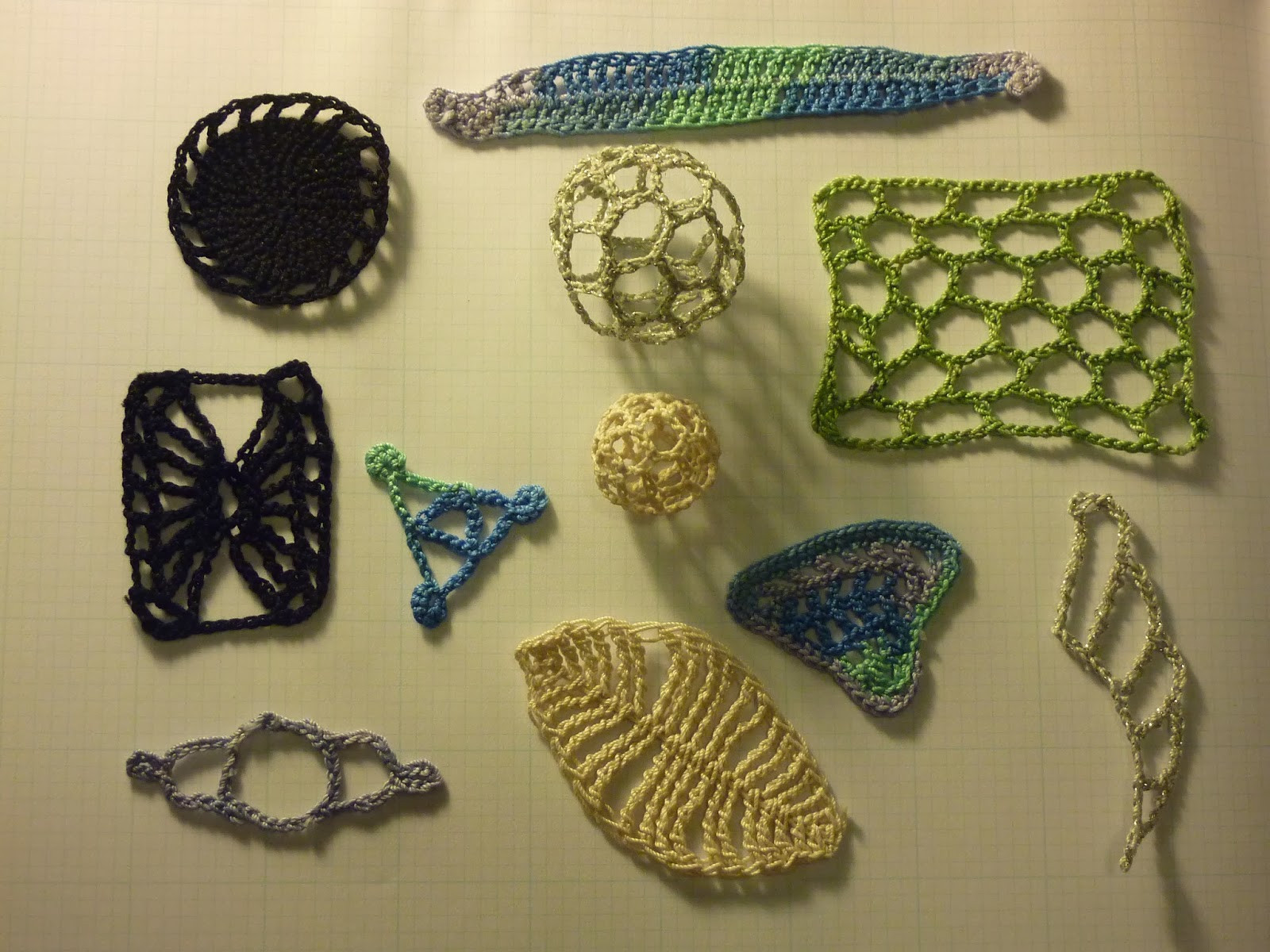 Lacework Crochet Elegant Wunderkammer Lacework Diatoms 11 Free Crochet Patterns Of Brilliant 50 Pics Lacework Crochet