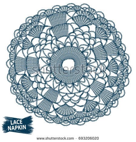 Lacework Crochet New Crocheted Stock Royalty Free & Vectors Of Brilliant 50 Pics Lacework Crochet