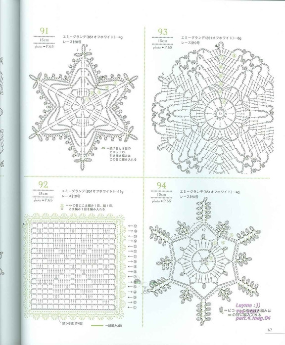 Lacework Crochet New Lace Work Four Seasons 100 Crochet Magazine Of Brilliant 50 Pics Lacework Crochet