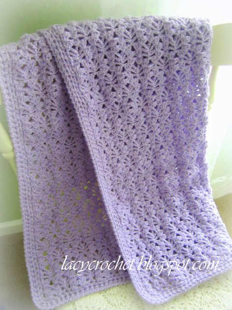 Lacy Baby Blanket Crochet Pattern Beautiful Lacy Crochet Lacy Baby Blanket Free Pattern Of New 40 Images Lacy Baby Blanket Crochet Pattern