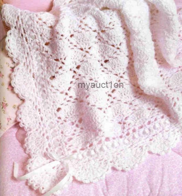 Lacy Baby Blanket Crochet Pattern New Crochet Pattern Baby Blanket Throw Fancy Lace Of New 40 Images Lacy Baby Blanket Crochet Pattern