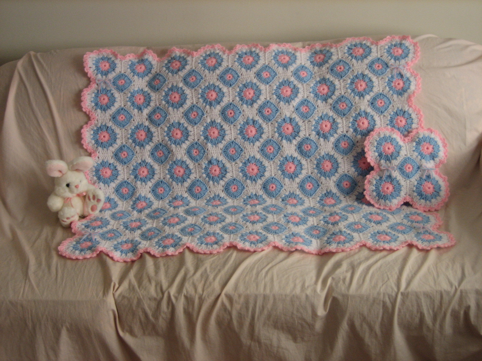 Lacy Crochet Baby Blanket Luxury Lacy Crochet Afghan and Pillow Set Of Top 48 Ideas Lacy Crochet Baby Blanket