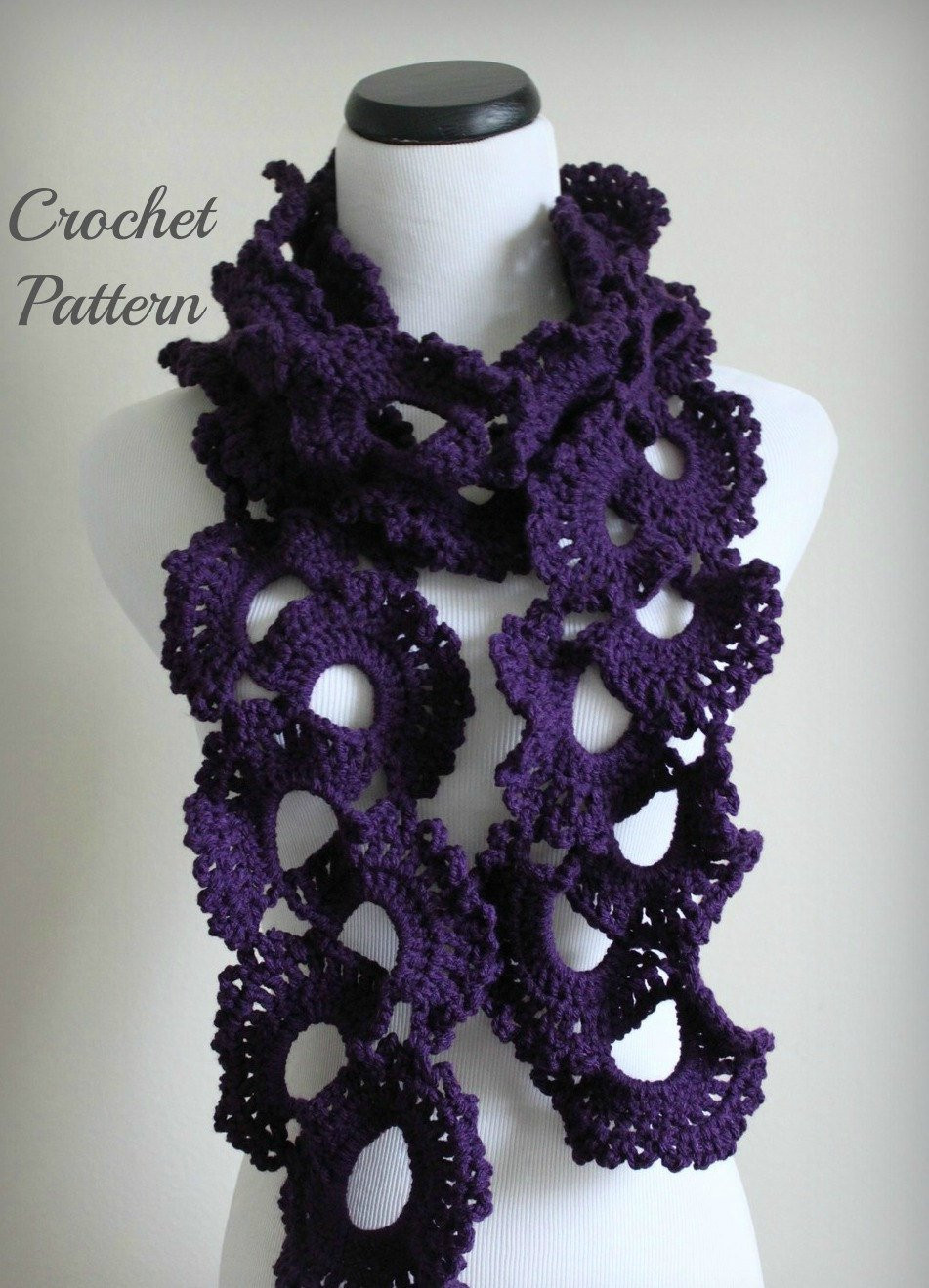 Lacy Crochet Scarf Beautiful Crochet Pattern Queen Anne S Lace Pattern Crochet Scarf Of Perfect 44 Ideas Lacy Crochet Scarf