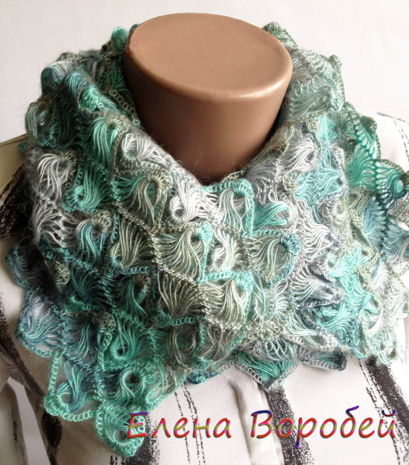 Lacy Crochet Scarf Best Of Hairpin Lace Loom Scarf Melange Hairpin Loom Of Perfect 44 Ideas Lacy Crochet Scarf