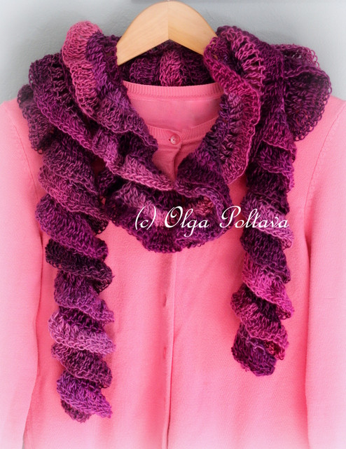 Lacy Crochet Scarf Inspirational Lacy Crochet Petunia Ruffled Scarf Of Perfect 44 Ideas Lacy Crochet Scarf