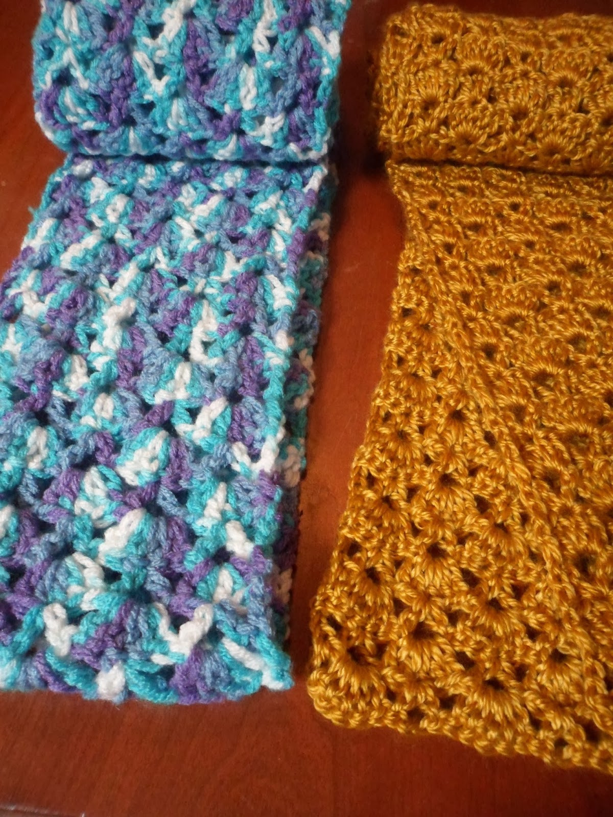 Lacy Crochet Scarf Lovely A Stitch at A Time for Amy B Stitched Crocheted Lacy Of Perfect 44 Ideas Lacy Crochet Scarf