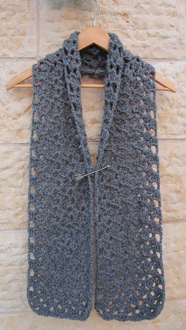 Lacy Crochet Scarf Luxury Crocheted Chunky Lacy Quick Scarf Creative Jewish Mom Of Perfect 44 Ideas Lacy Crochet Scarf