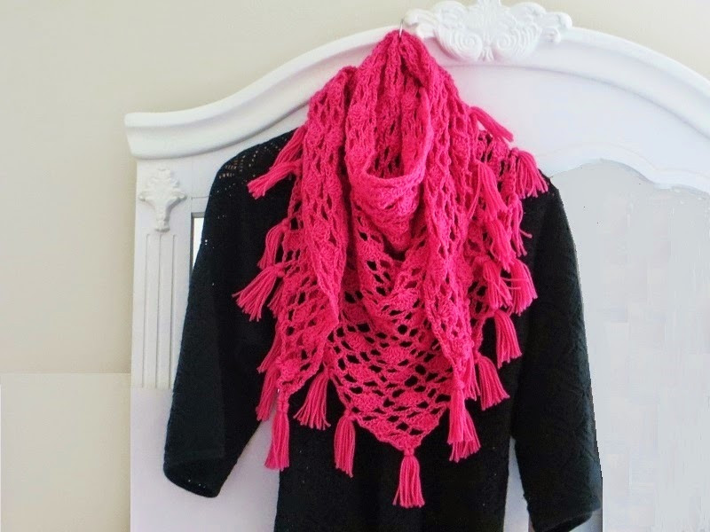 Lacy Crochet Scarf New Crochet Dreamz Tyra Triangle Shawl Free Crochet Pattern Of Perfect 44 Ideas Lacy Crochet Scarf