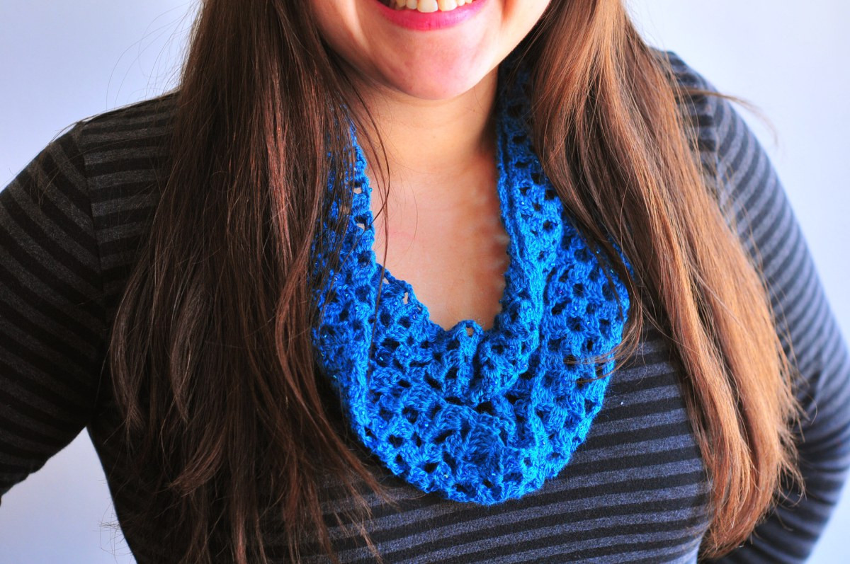 Lacy Crochet Scarf Unique 25 Crochet Infinity Scarf Tutorials Of Perfect 44 Ideas Lacy Crochet Scarf