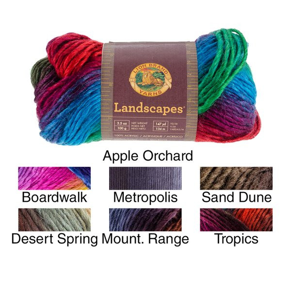 Landscapes Yarn Overstock Shopping Big Discounts on