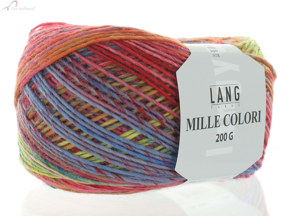 Lang Mille Colori Awesome Lang Yarns Mille Colori 200 G Farbverlaufsgarn Im Of Unique 45 Pictures Lang Mille Colori