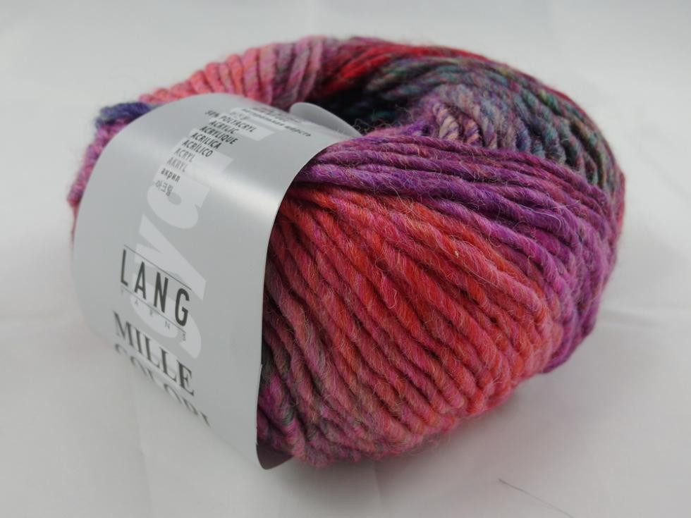 Lang Yarns laine mille colori