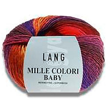 Lang Yarns Mille Colori Baby Lovely Mille Colori Baby Uldgarn Fra Lang Yarns Of Gorgeous 46 Models Lang Yarns Mille Colori Baby