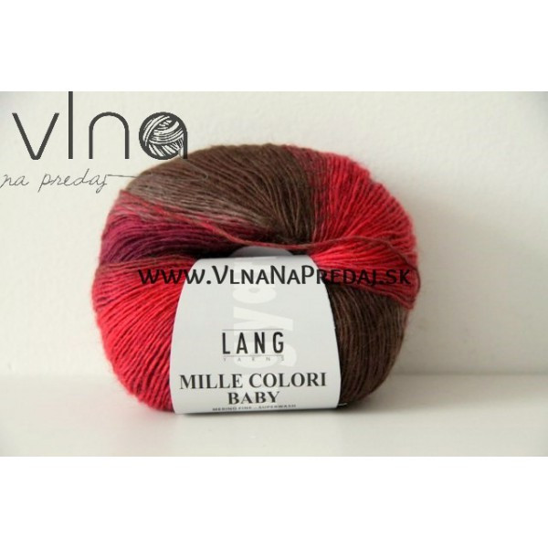 Lang Yarns Mille Colori Baby Luxury Mille Colori Baby 50g 190m Of Gorgeous 46 Models Lang Yarns Mille Colori Baby