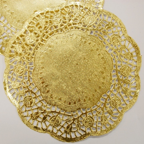 Large Doilies Best Of Gold Paper Doily Of Amazing 40 Ideas Large Doilies