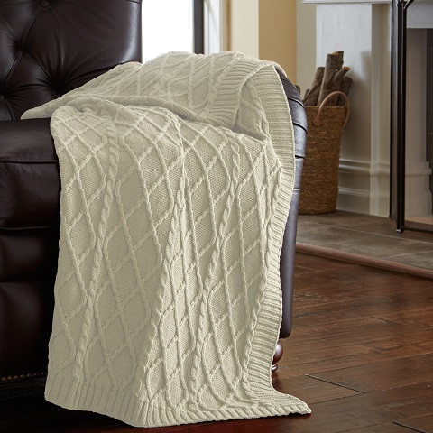 Large Knit Blanket New Holiday Gift Giving Guide Blankets for Just About Anyone Of New 40 Images Large Knit Blanket