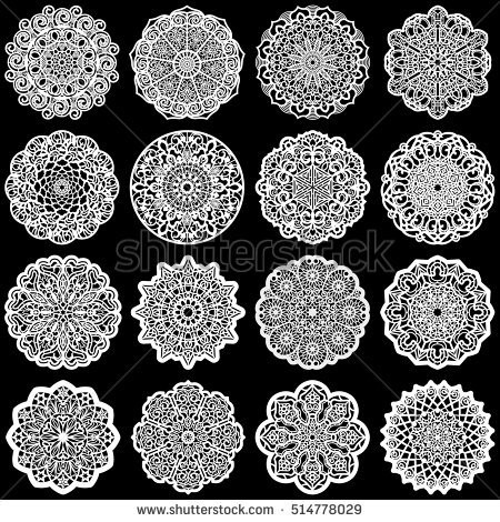 Large Paper Doilies Beautiful Doily Stock Royalty Free & Vectors Of Luxury 44 Ideas Large Paper Doilies