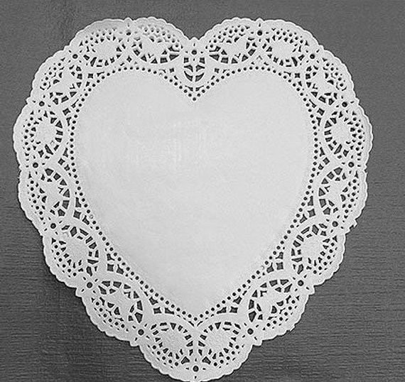 Large Paper Doilies Best Of 20 Big Heart Shape Lace Paper Doilies 3color 267mm 10 Of Luxury 44 Ideas Large Paper Doilies