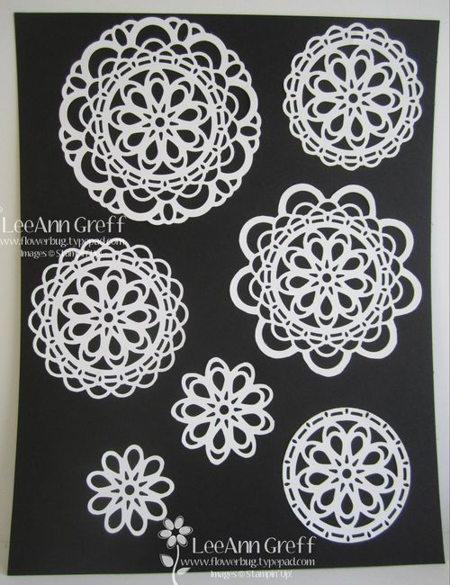 Large Paper Doilies Elegant Paper Doily Flowerbug S Inkspot Of Large Paper Doilies Luxury origami Wedding Dress Card