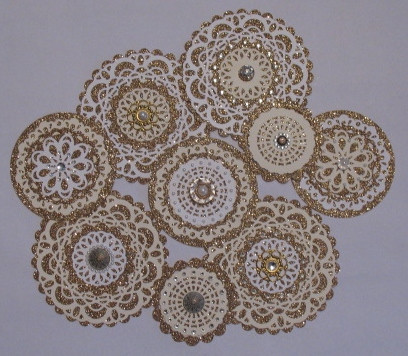 Large Paper Doilies Fresh Stamp Girl Glimmer Doily ornaments Of Luxury 44 Ideas Large Paper Doilies