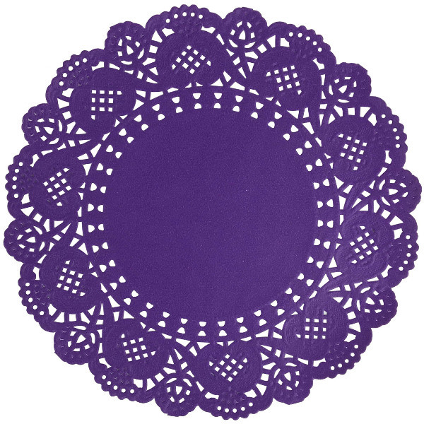 "Large Paper Doilies Lovely Floral Lace Paper Doilies 25pcs 6 5"" Purple Of Luxury 44 Ideas Large Paper Doilies"