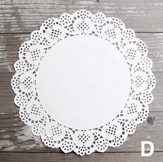 "Large Paper Doilies Unique 100 X Paper Doilies 6 3"" Size From Twomysterybox Of Luxury 44 Ideas Large Paper Doilies"