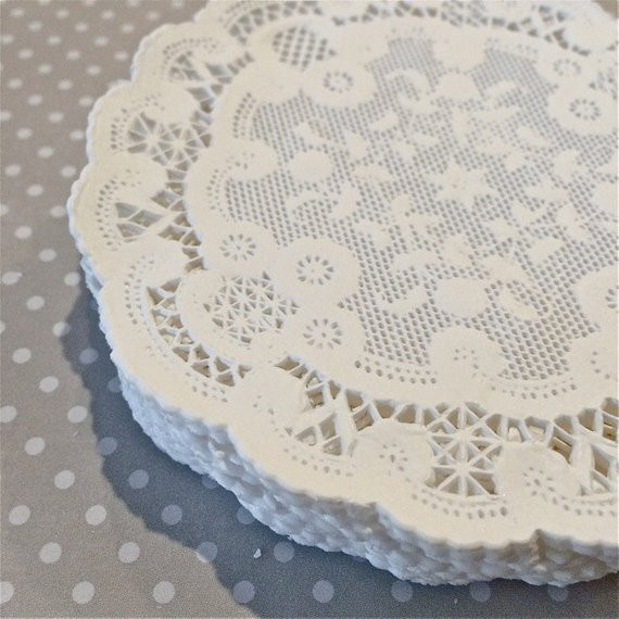 Large Paper Doilies Unique 50 French Lace Round Paper Doilies 8 Inch White by Of Luxury 44 Ideas Large Paper Doilies