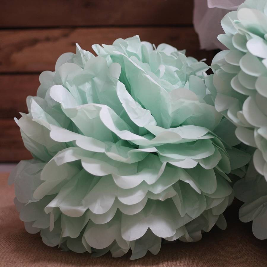 Large Pom Poms Awesome Pastel Coloured Paper Pom Pom by the Wedding Of My Dreams Of Beautiful 49 Photos Large Pom Poms