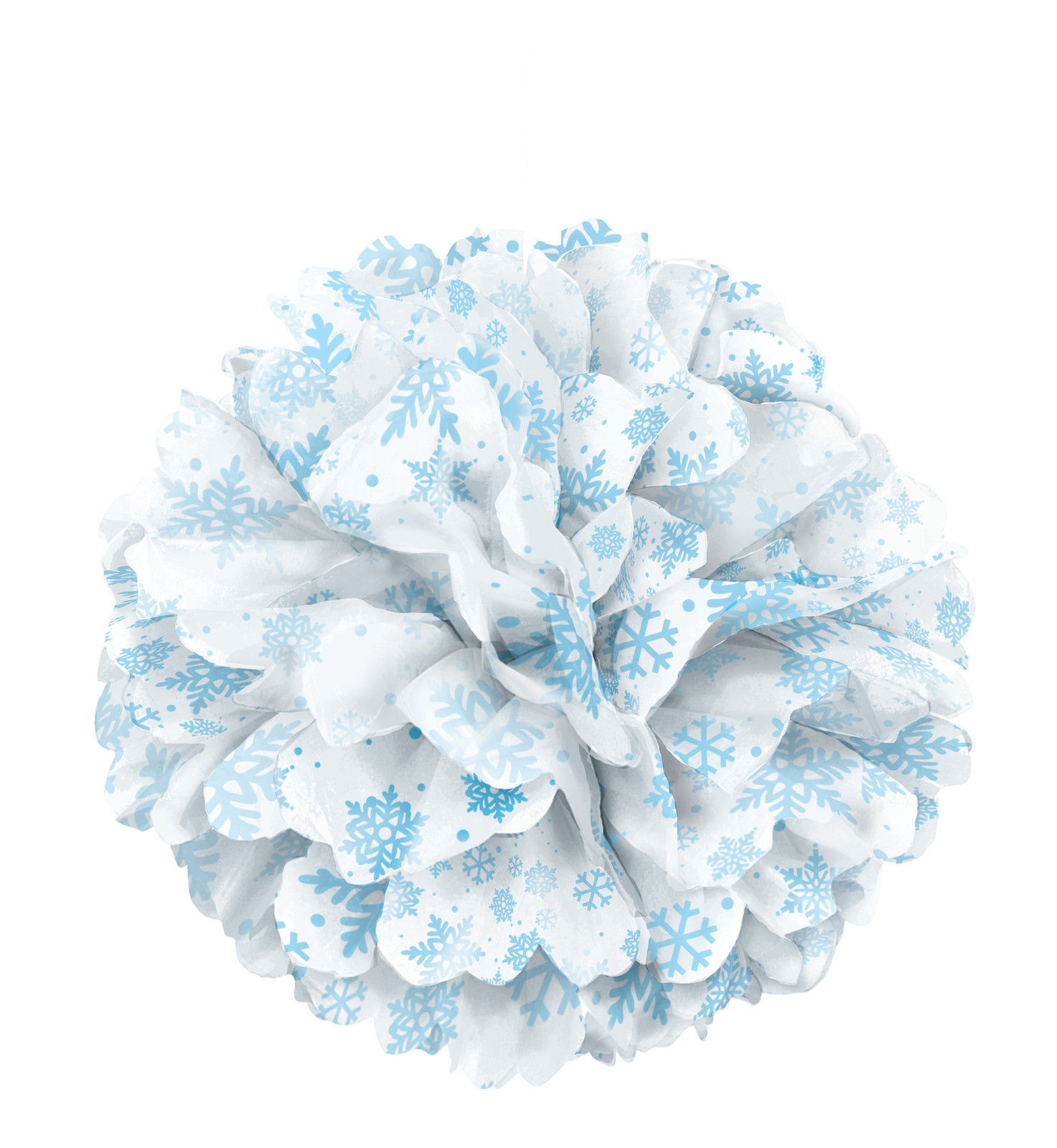 Large Pom Poms New Snowflakes Paper Fluffy Hanging Decoration Tissue Of Beautiful 49 Photos Large Pom Poms