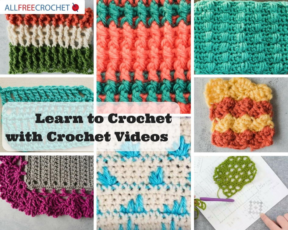 Learn to Crochet Awesome Learn to Crochet with Crochet Videos Of Top 49 Pictures Learn to Crochet