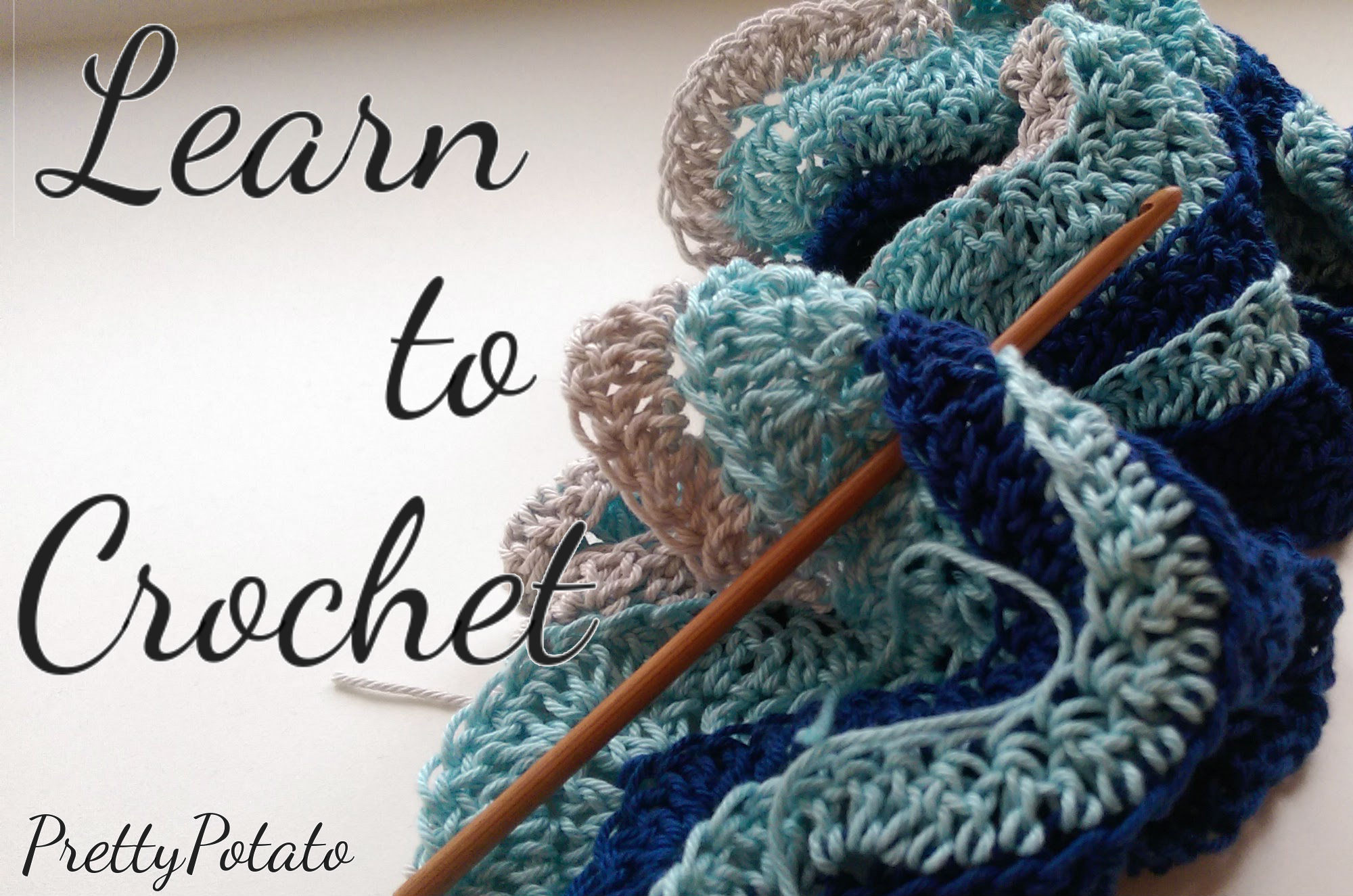 Learn to Crochet Awesome Let S Learn How to Crochet Of Top 49 Pictures Learn to Crochet
