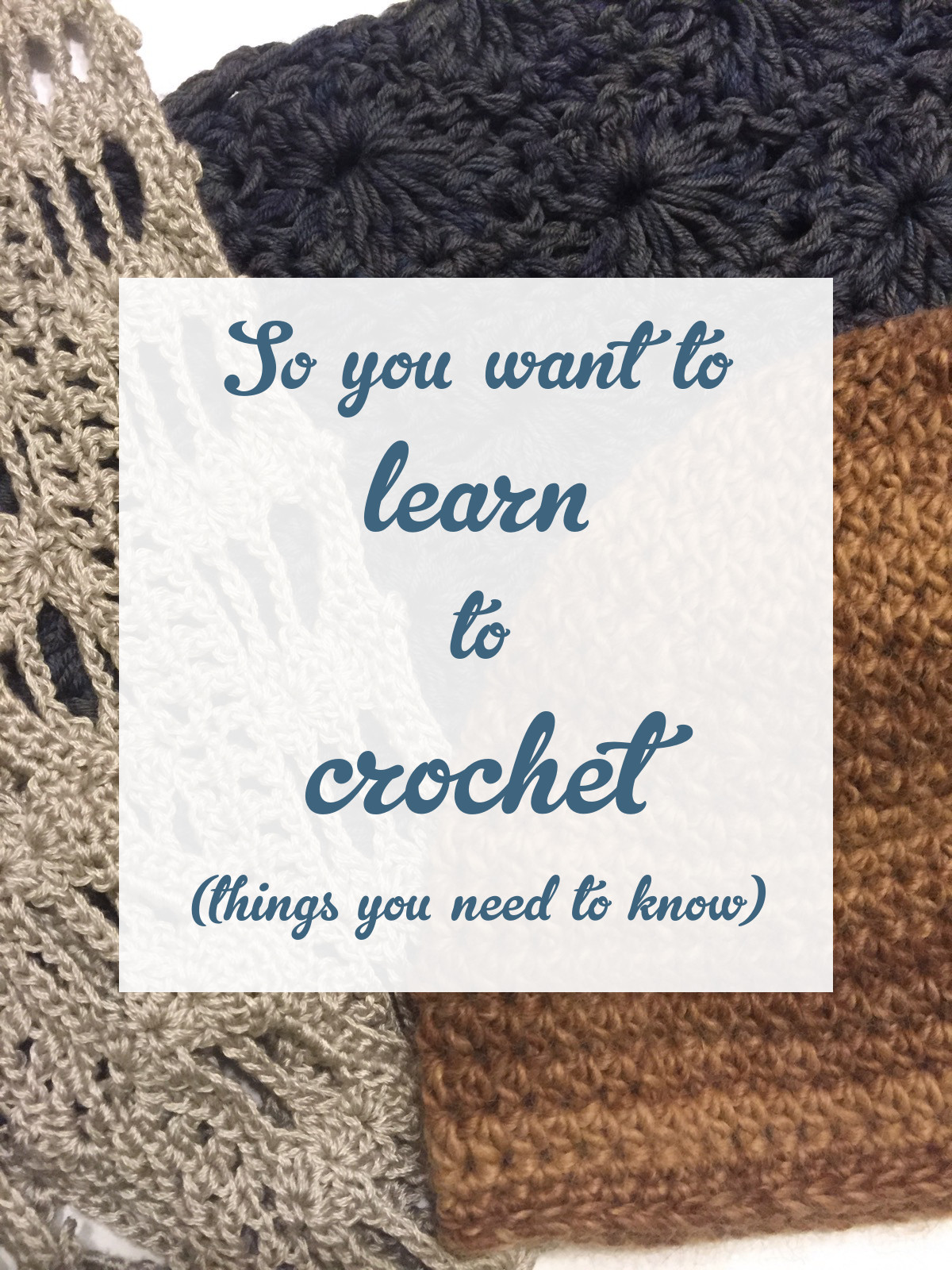 Learn to Crochet Fresh so You Want to Learn to Crochet – Not Your Average Crochet Of Top 49 Pictures Learn to Crochet