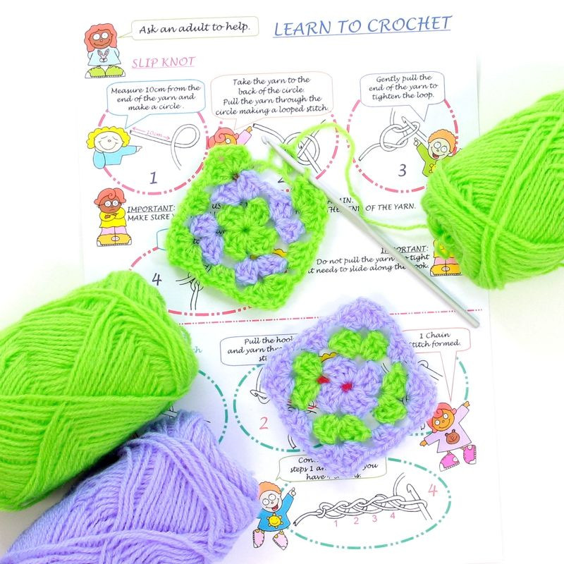 Learn to Crochet Kits Awesome Twilleys Learn to Crochet Kit 2910 5028 Of Amazing 49 Photos Learn to Crochet Kits