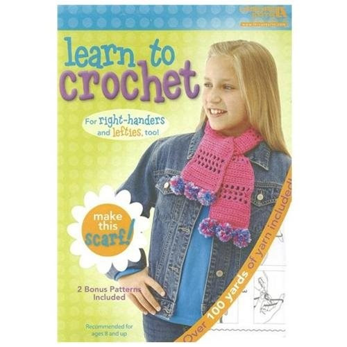 Learn to Crochet Kits Beautiful Learn to Crochet Scarf Kit Of Amazing 49 Photos Learn to Crochet Kits