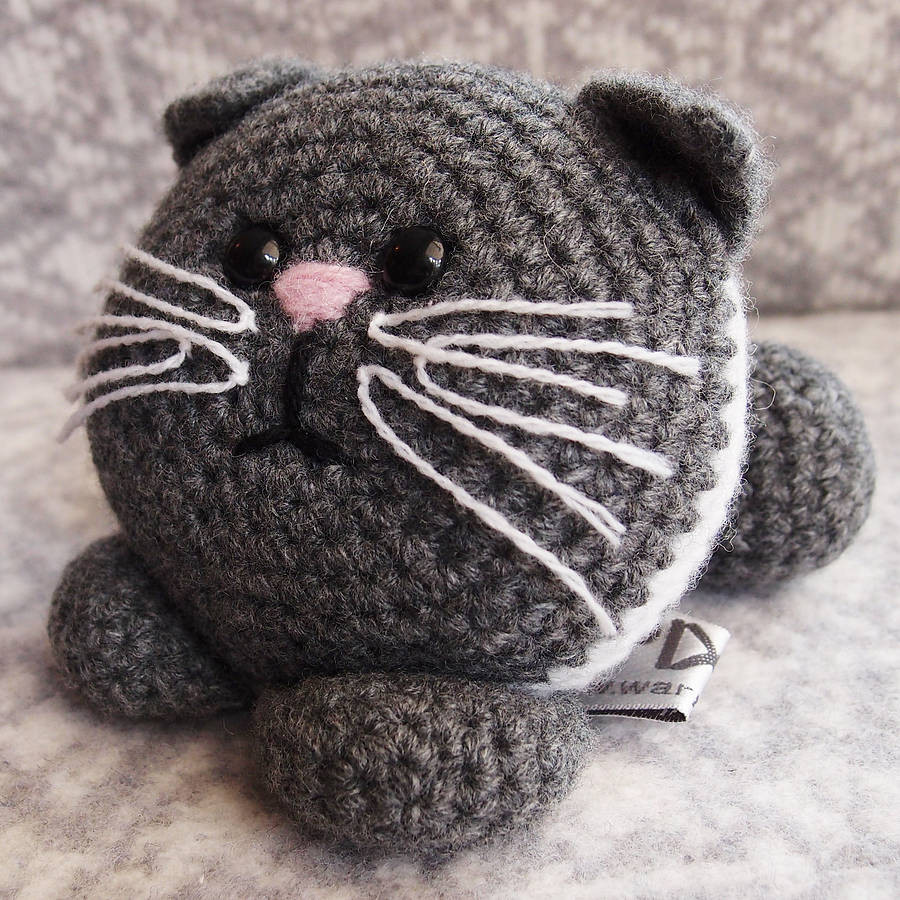 Learn to Crochet Kits Lovely Kitten Learn to Crochet Kit by Warm Pixie D I Y Of Amazing 49 Photos Learn to Crochet Kits