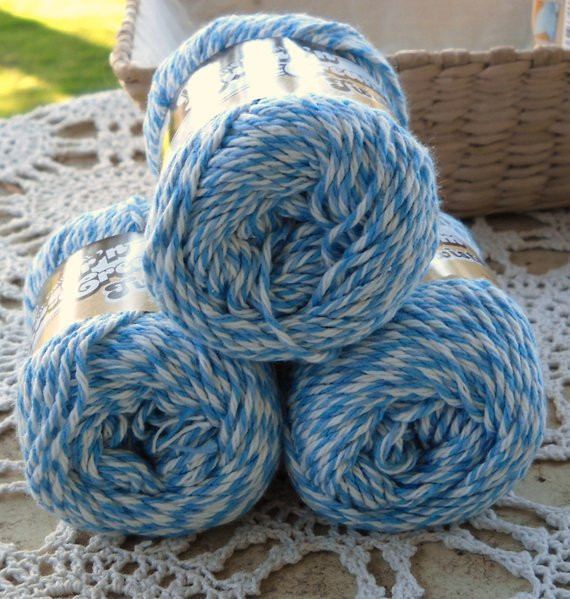 Lily Sugar and Cream Best Of Lily Sugar N Cream Twist Yarn In Blues Of Gorgeous 43 Pictures Lily Sugar and Cream
