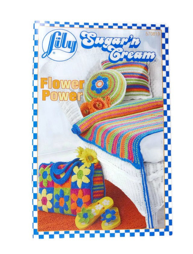 Lily Sugar and Cream Elegant Lily Sugar and Cream Flower Power Crochet Pattern Of Gorgeous 43 Pictures Lily Sugar and Cream