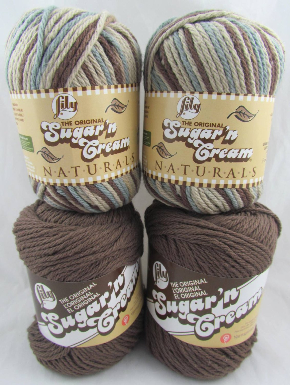 Lily Sugar and Cream Yarn Unique Earth Lily Sugar N Cream Yarn with Matching Color Of Incredible 45 Images Lily Sugar and Cream Yarn