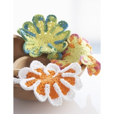 Lily Sugar N Cream Patterns Awesome Chrysanthemum Dishcloth In Lily Sugar and Cream solids Of Perfect 45 Ideas Lily Sugar N Cream Patterns