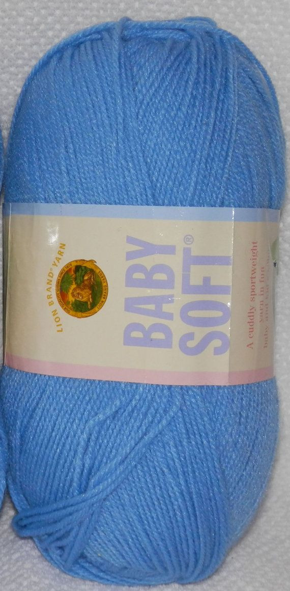 Lion Brand Baby soft Awesome E Skein Lion Brand Baby soft Blue Bell Yarn by Of Charming 44 Pictures Lion Brand Baby soft