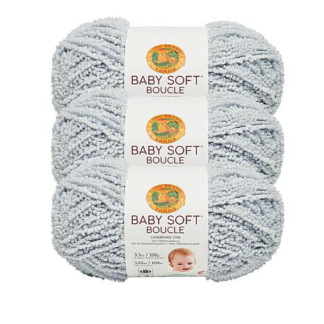 Lion Brand Baby soft Beautiful Lion Brand Baby soft Boucle Yarn 3 Pack Of Charming 44 Pictures Lion Brand Baby soft