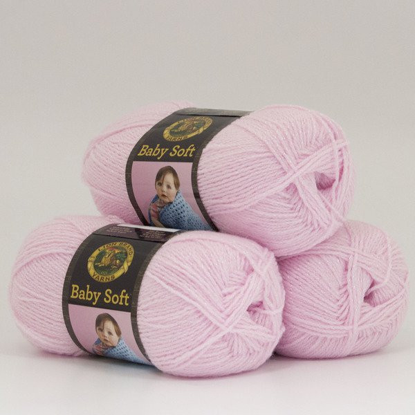 Lion Brand Baby soft Best Of Shop Lion Brand Yarn Baby soft Baby Pink Pompadour 920 201 Of Charming 44 Pictures Lion Brand Baby soft