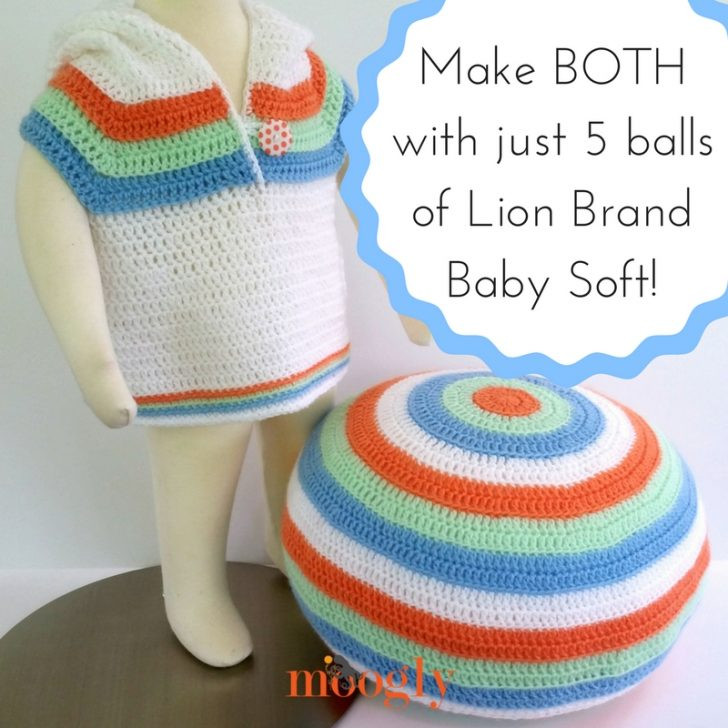 Cozy Up to the Lion Brand Baby Soft Giveaway moogly
