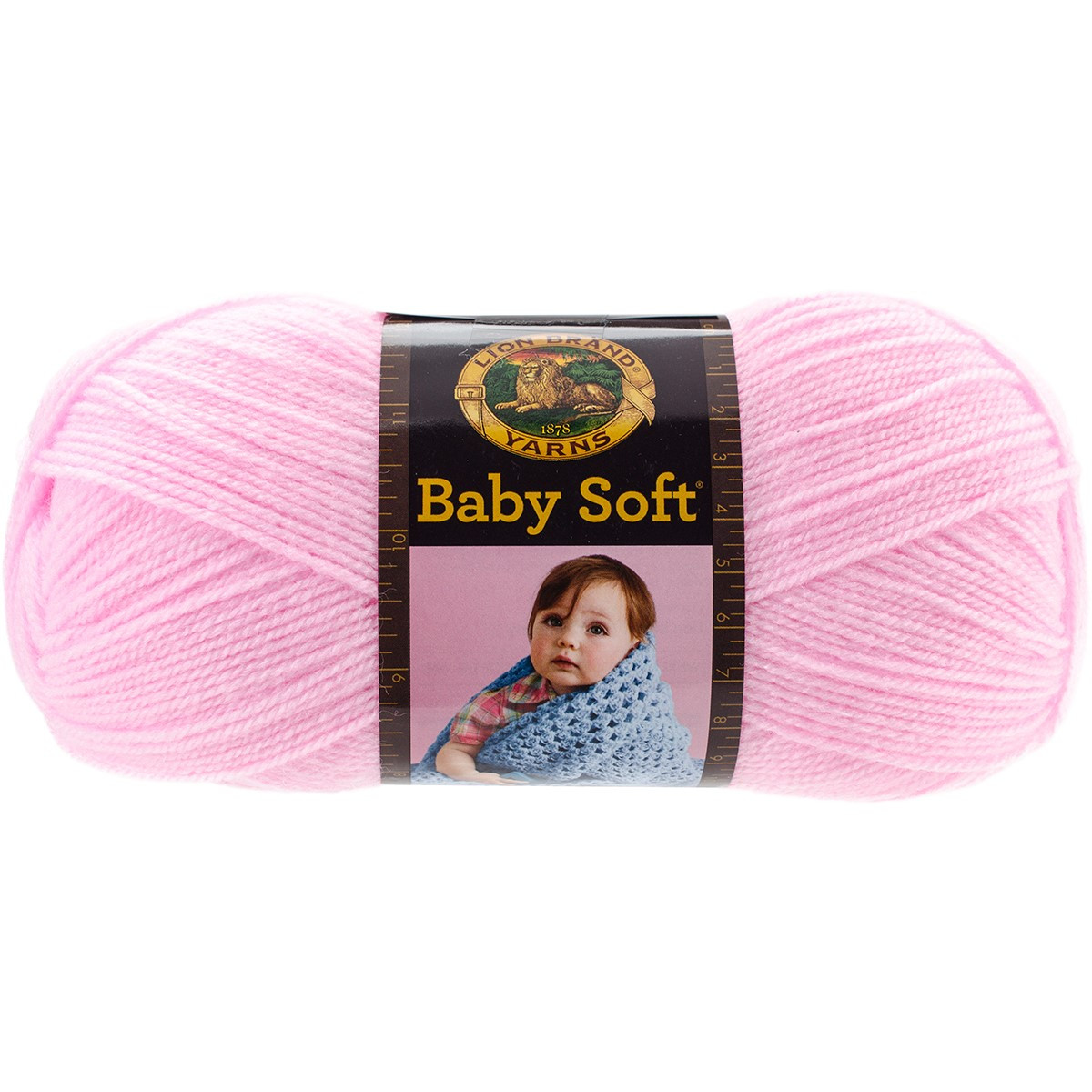 Baby Soft Yarn Little Girl Pink