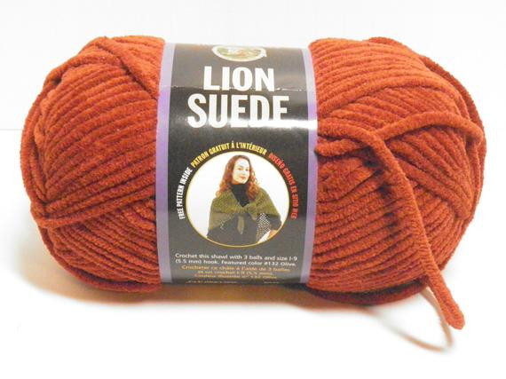 Lion Brand Bulky Yarn Elegant Lion Brand Suede Yarn Skein Suede Spice Yarn Bulky Weight Yarn Of Contemporary 41 Pictures Lion Brand Bulky Yarn