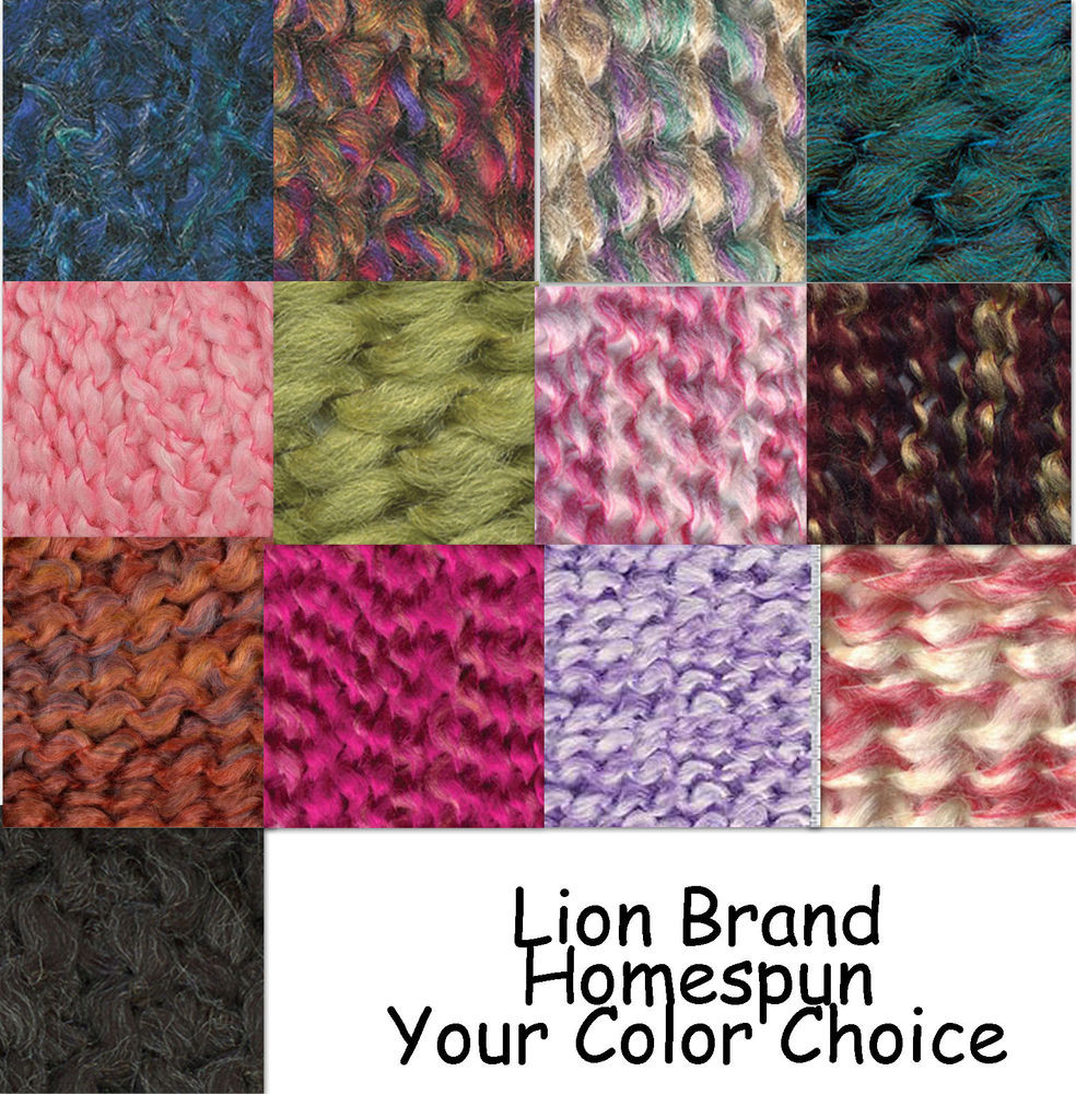 Lion Brand Bulky Yarn Lovely Lion Brand Homespun Holiday Homespun Bulky Yarn Color Of Contemporary 41 Pictures Lion Brand Bulky Yarn