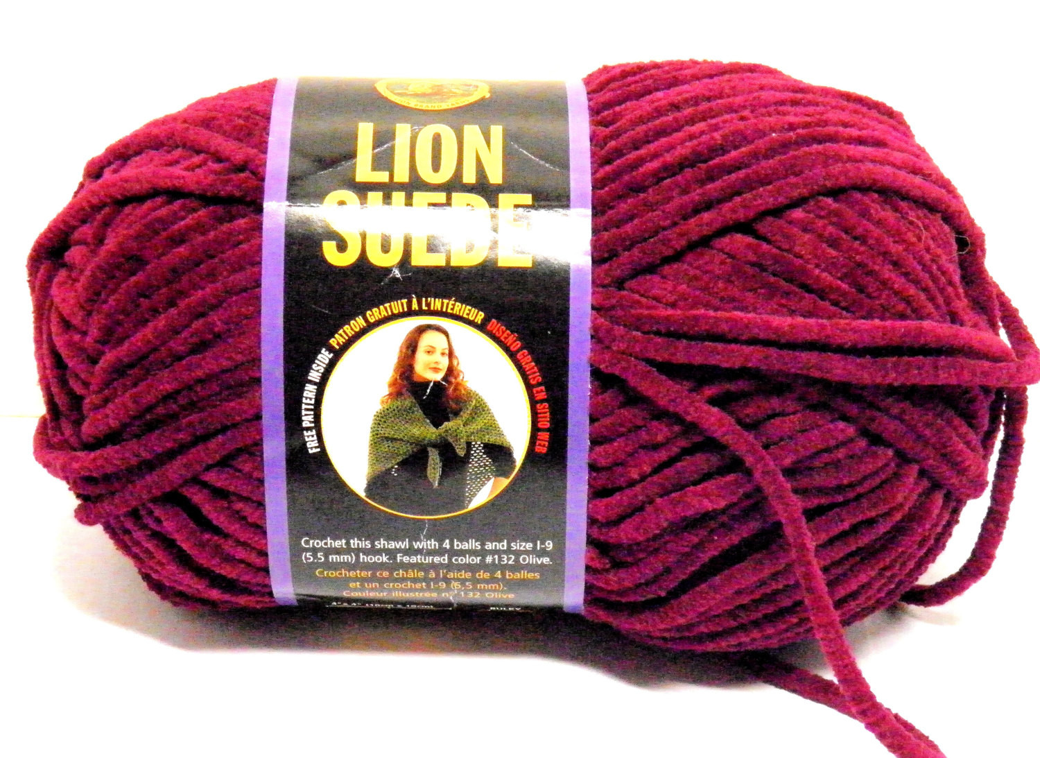 Lion Brand Bulky Yarn Unique Lion Brand Suede Yarn Skein Suede Fuchsia Yarn Bulky Weight Of Contemporary 41 Pictures Lion Brand Bulky Yarn