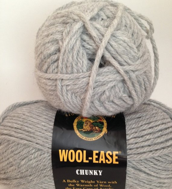 Lion Brand Chunky Yarn Awesome Lion Brand Wool Ease Chunky Yarn Color Silver Grey 153 Of Luxury 46 Pictures Lion Brand Chunky Yarn