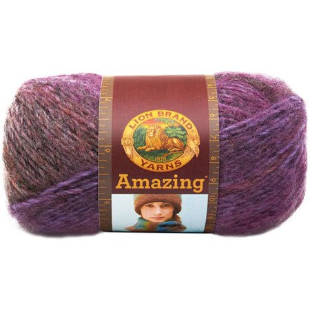 Lion Brand Discount Yarn Beautiful Lion Brand Amazing Yarn Available In Multiple Colors Of Contemporary 48 Pictures Lion Brand Discount Yarn